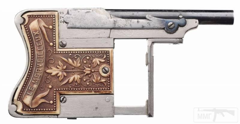 4711 - Французский пистолет-эспандер «Чудесный» (Squeeze Palm Pistol Le Merveilleux)