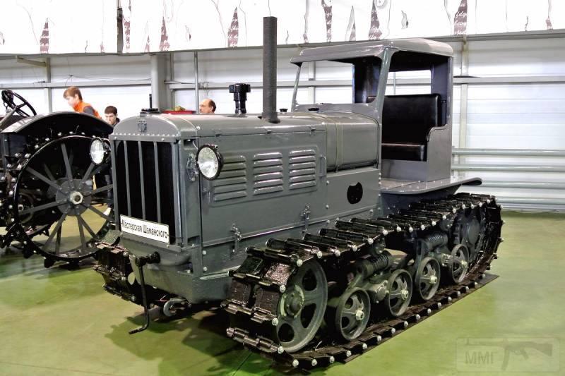 4715 - ХТЗ-16: самый массовый советский бронетрактор