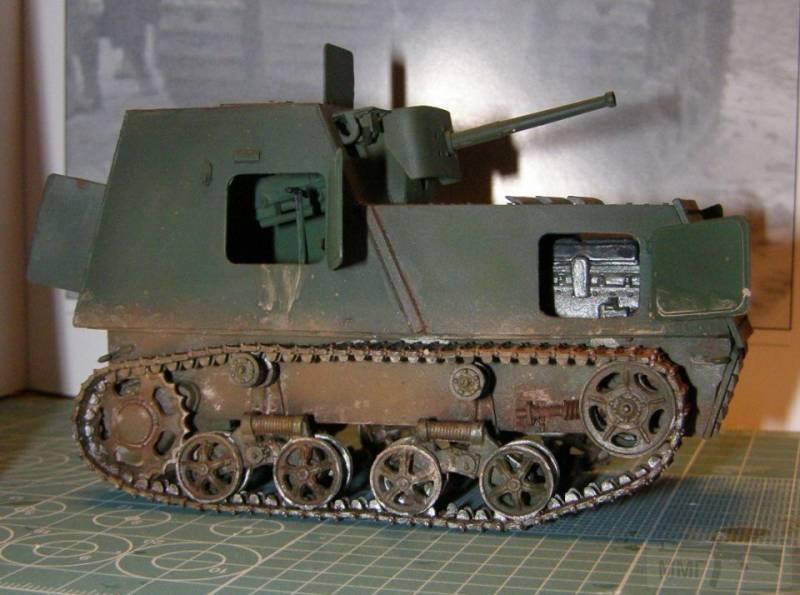 4716 - ХТЗ-16: самый массовый советский бронетрактор
