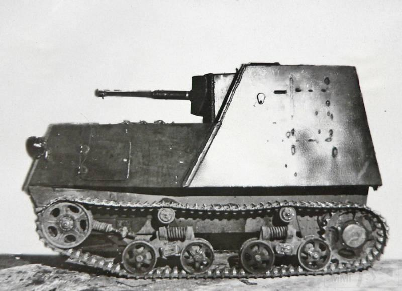 4717 - ХТЗ-16: самый массовый советский бронетрактор