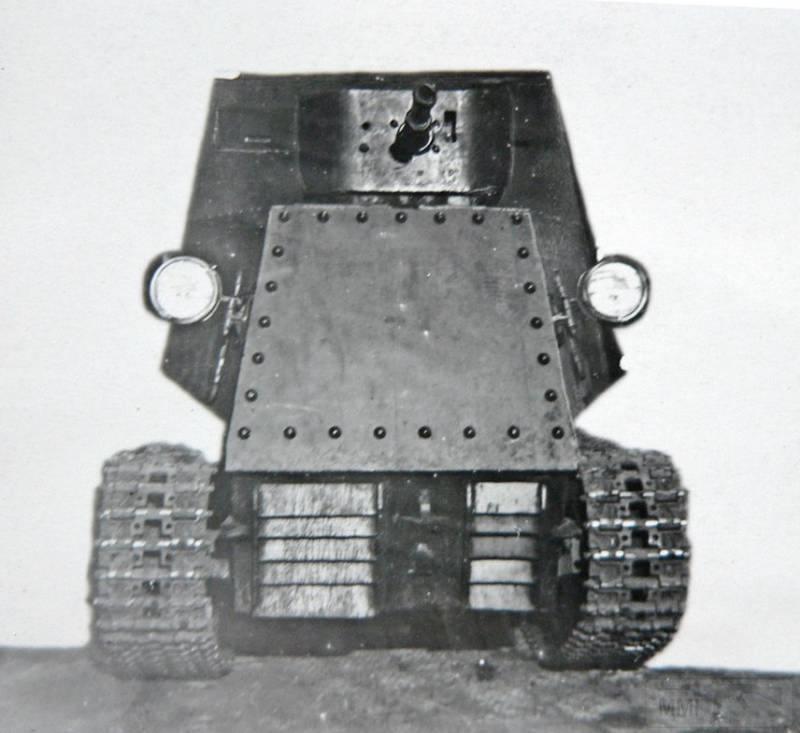 4718 - ХТЗ-16: самый массовый советский бронетрактор