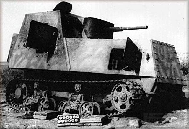 4719 - ХТЗ-16: самый массовый советский бронетрактор