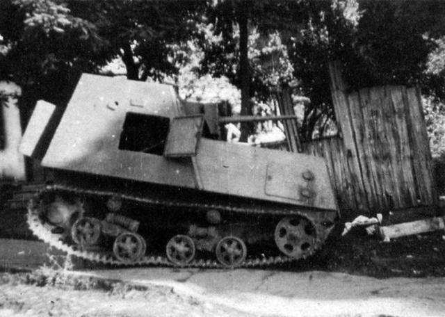 4720 - ХТЗ-16: самый массовый советский бронетрактор