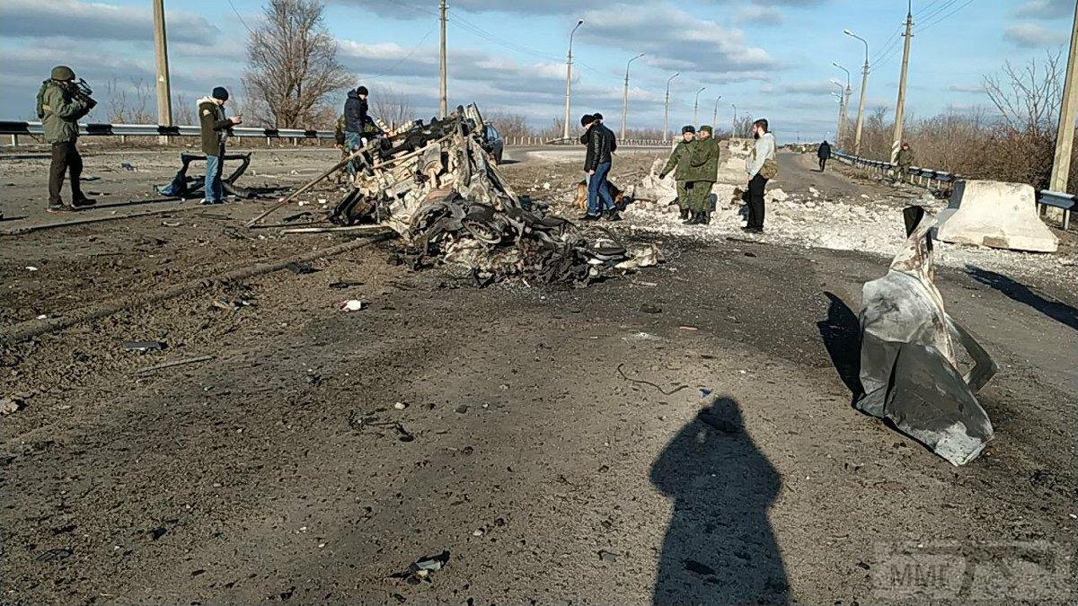 47227 - Командование ДНР представило украинский ударный беспилотник Supervisor SM 2, сбитый над Макеевкой