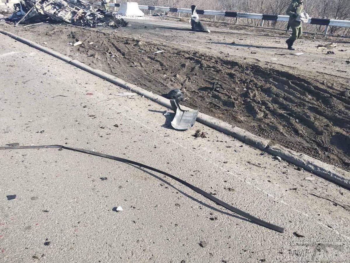 47229 - Командование ДНР представило украинский ударный беспилотник Supervisor SM 2, сбитый над Макеевкой