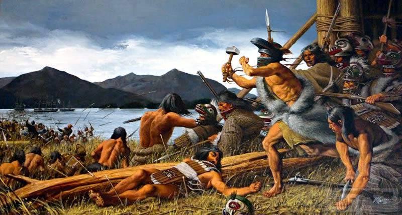 47669 - Индейские войны