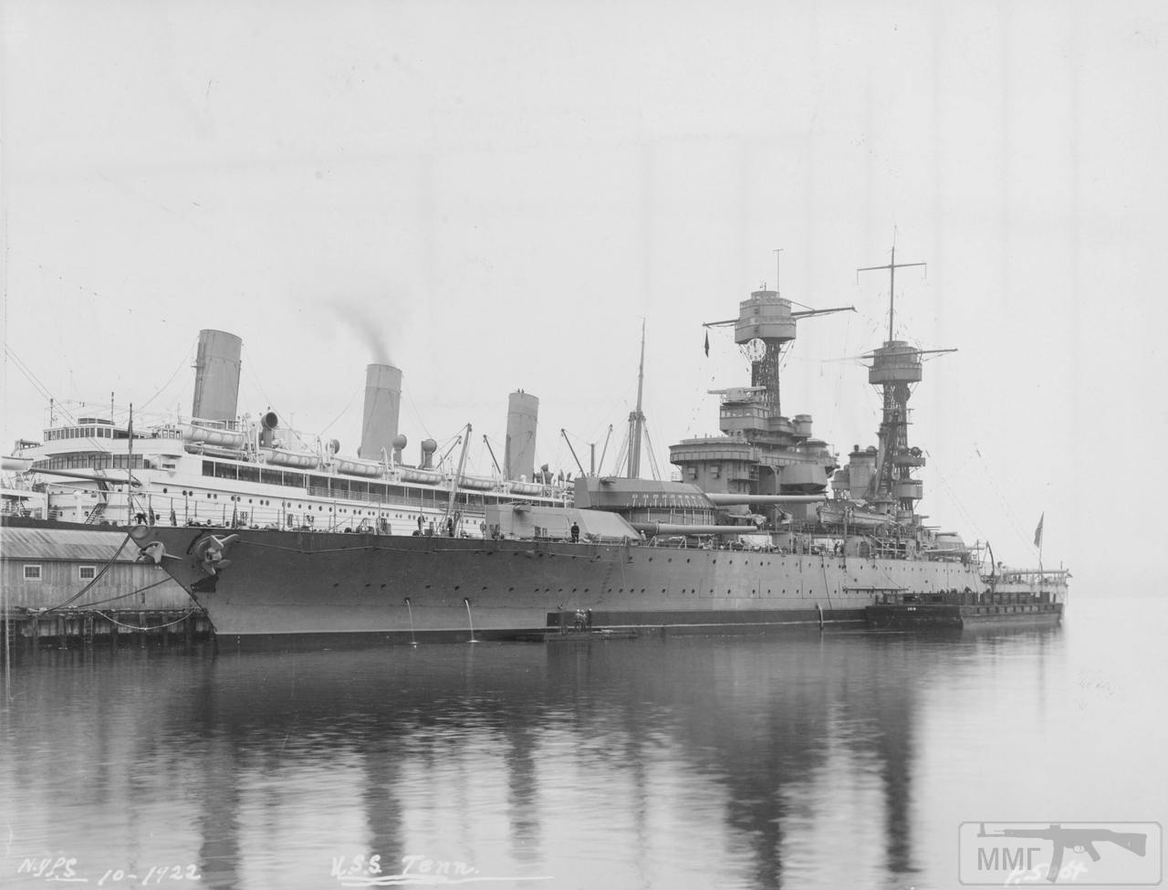 47727 - USS Tennessee (BB-43)