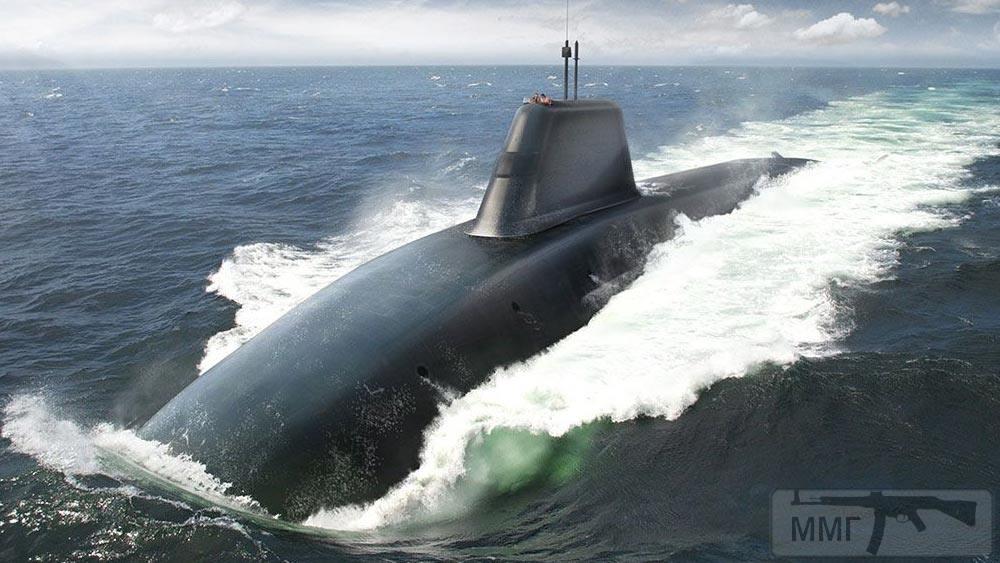 47995 - Атомные субмарины.
