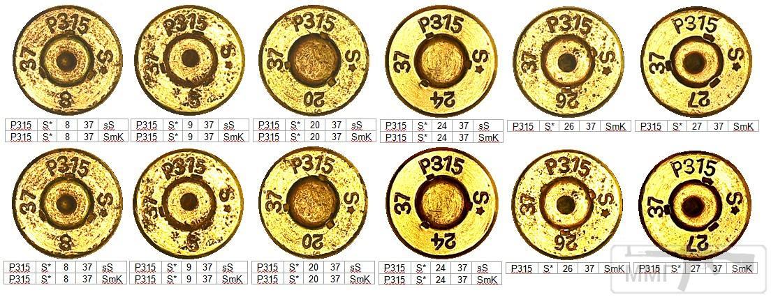 48082 - Патрон 7,92x57 «Маузер» - виды, маркировка, история