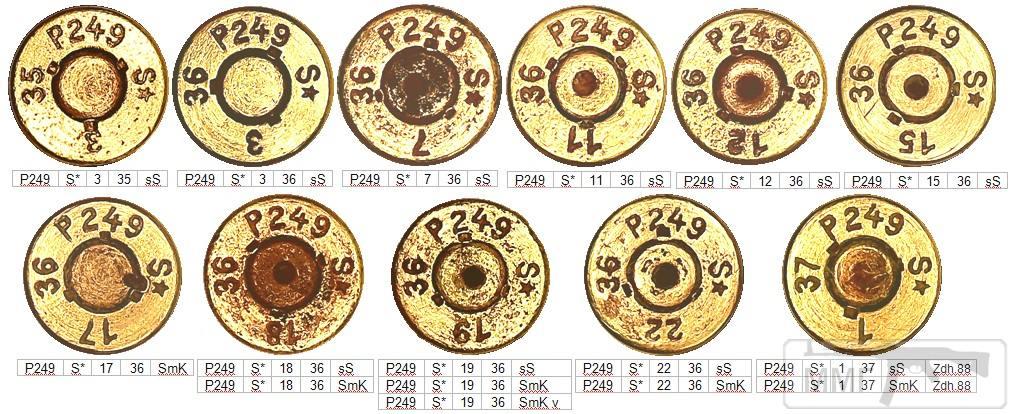 48085 - Патрон 7,92x57 «Маузер» - виды, маркировка, история