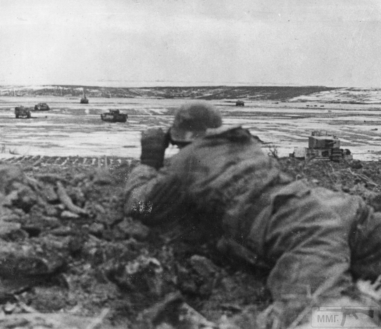 48121 - Военное фото 1941-1945 г.г. Восточный фронт.