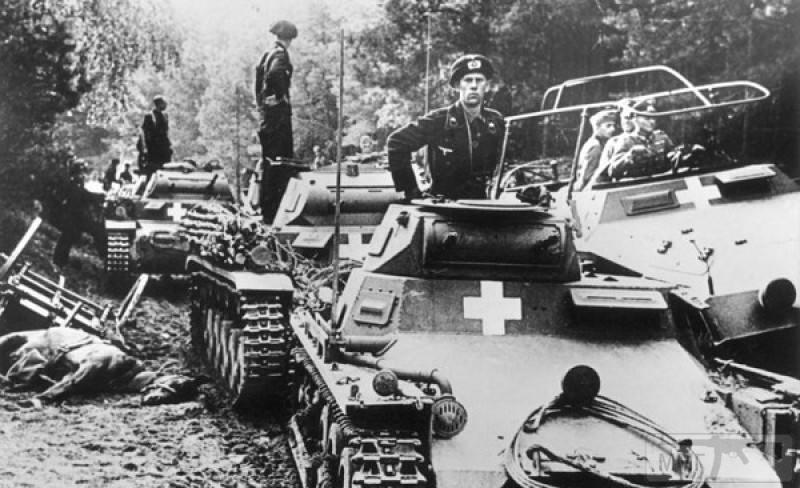 48215 - Раздел Польши и Польская кампания 1939 г.