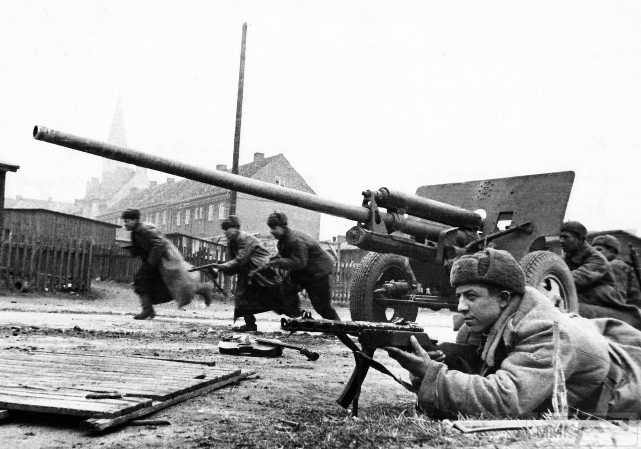 48329 - Военное фото 1941-1945 г.г. Восточный фронт.