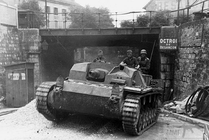 48426 - Военное фото 1939-1945 г.г. Западный фронт и Африка.