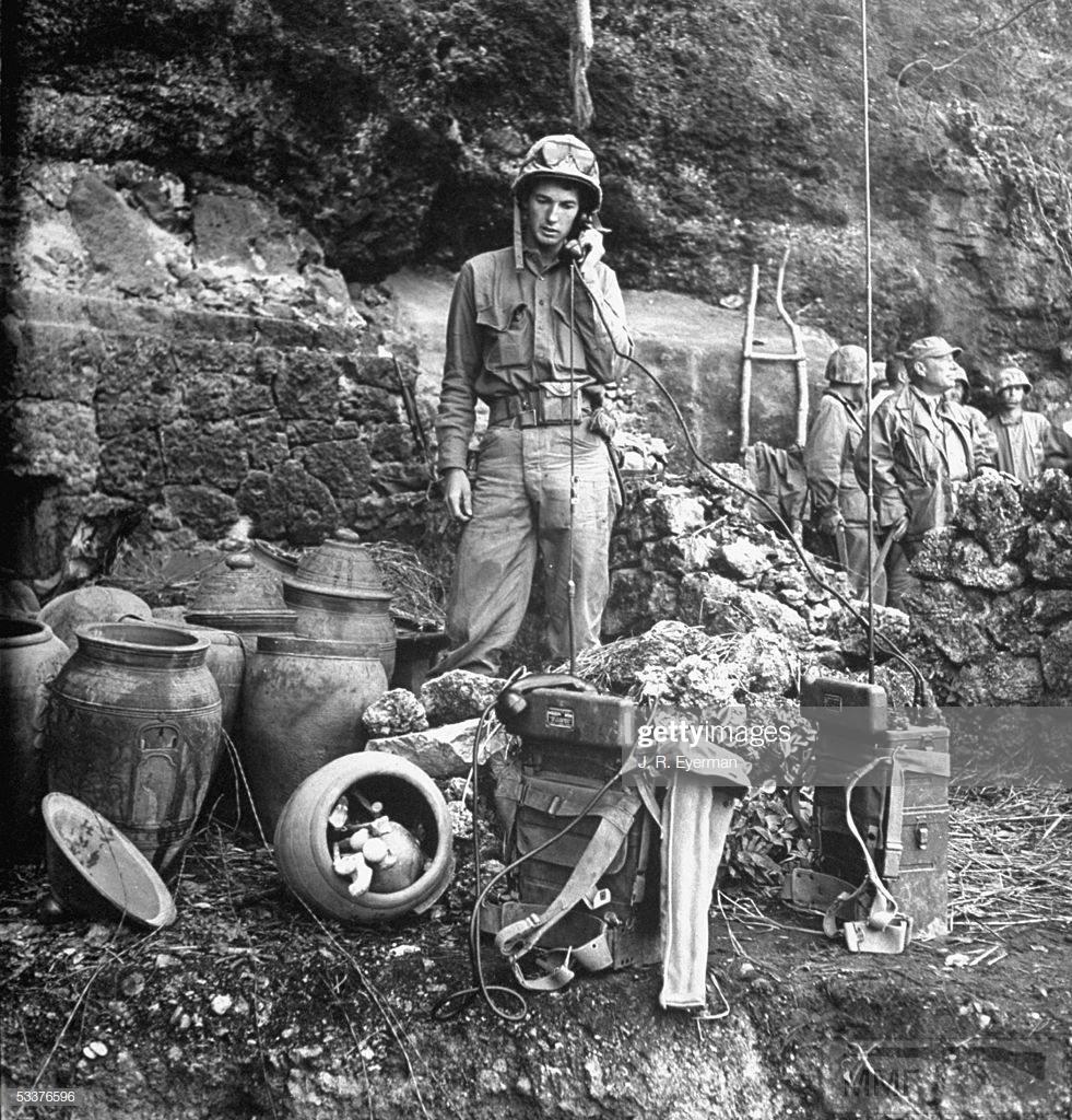 48433 - Военное фото 1941-1945 г.г. Тихий океан.