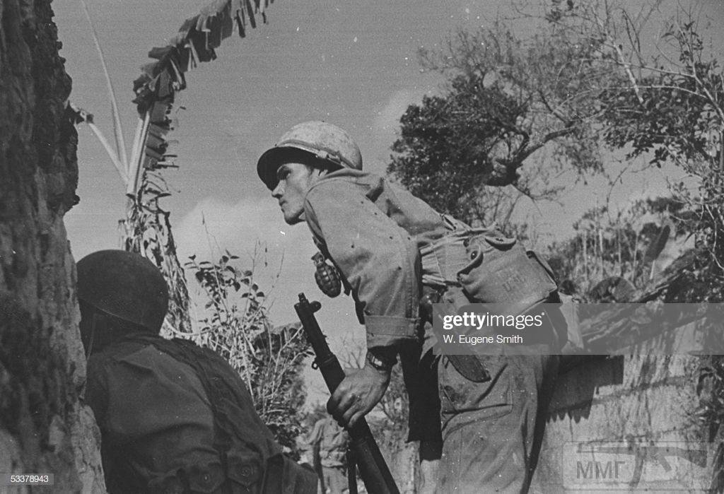 48434 - Военное фото 1941-1945 г.г. Тихий океан.