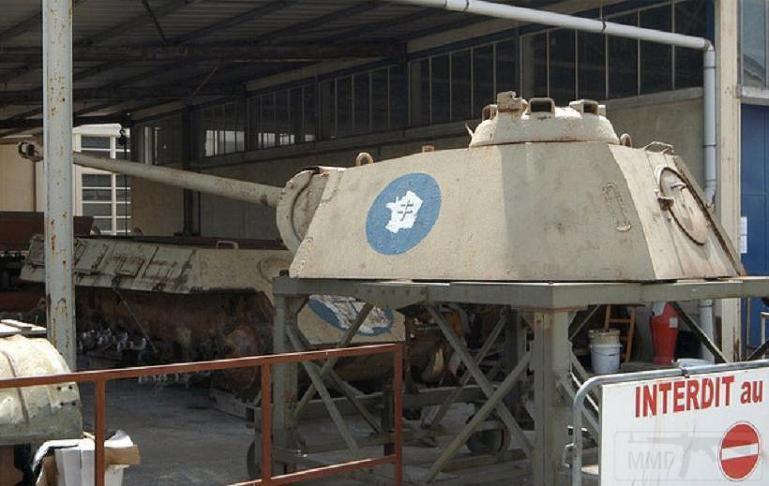 """4845 - Служба немецких """"коробочек"""" после войны..."""