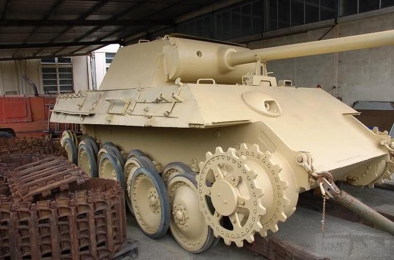 """4850 - Служба немецких """"коробочек"""" после войны..."""