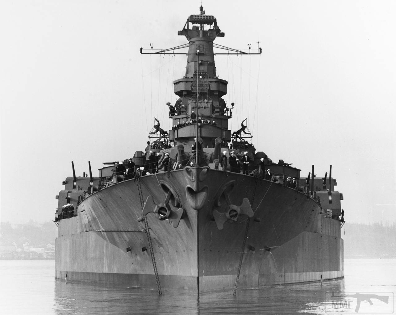 48547 - USS Tennessee (BB-43)