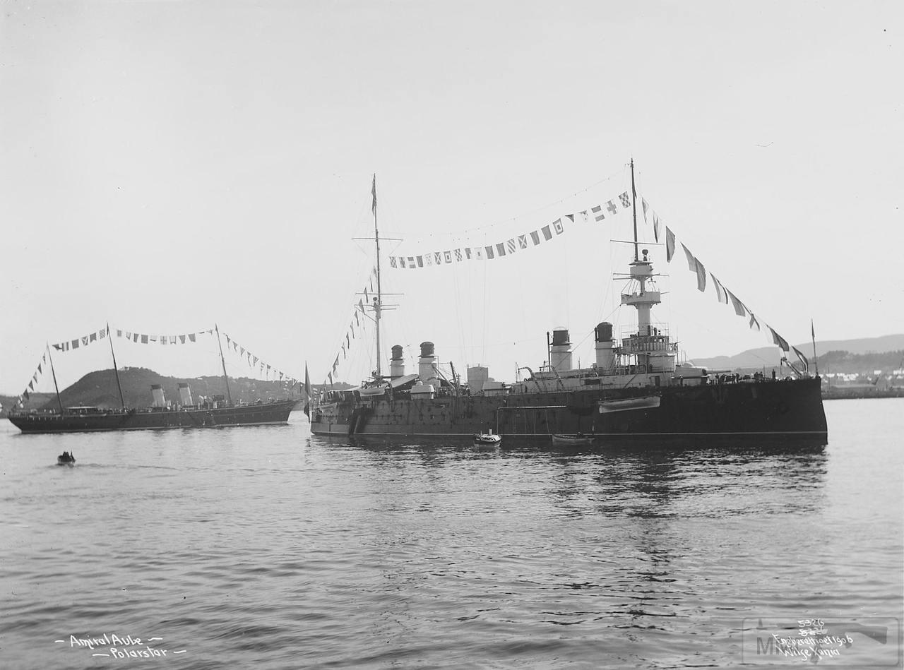48548 - Броненосный крейсер Amiral Aube