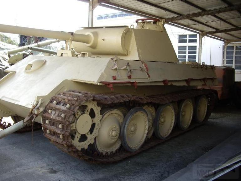 """4855 - Служба немецких """"коробочек"""" после войны..."""