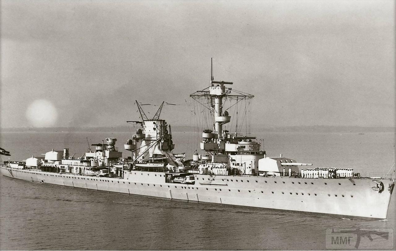 48551 - Легкий крейсер Leipzig