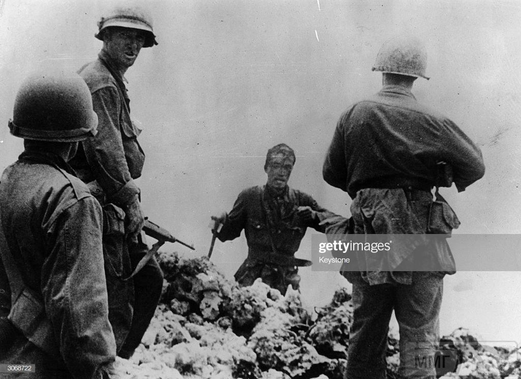 48558 - Военное фото 1941-1945 г.г. Тихий океан.