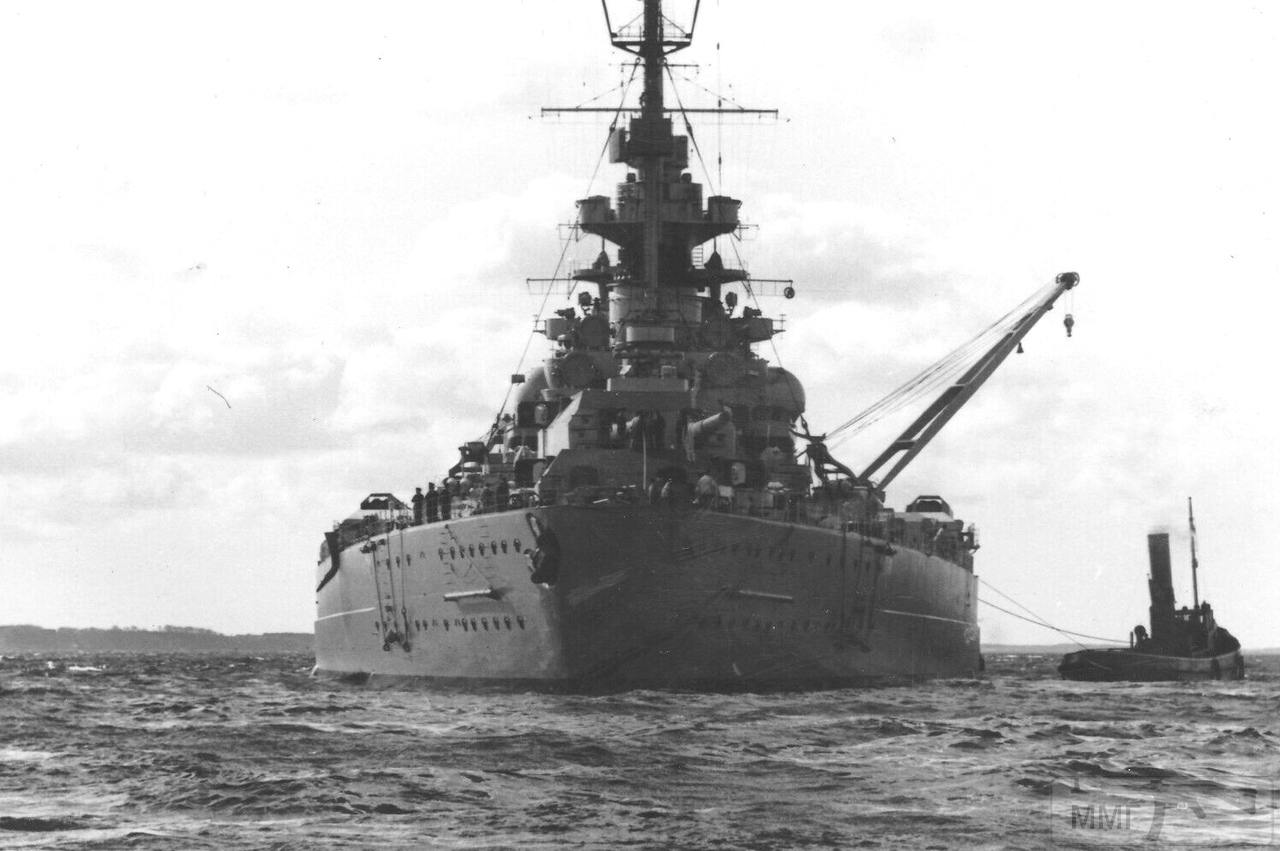 48560 - Линкор Tirpitz