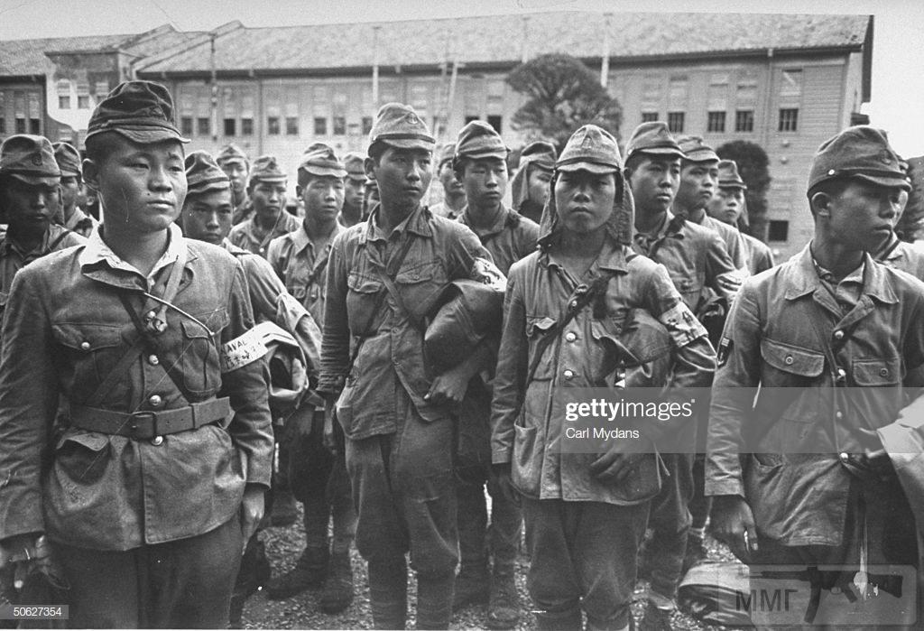 48561 - Военное фото 1941-1945 г.г. Тихий океан.