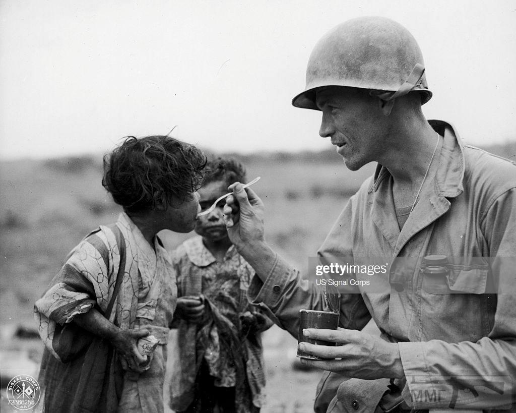 48563 - Военное фото 1941-1945 г.г. Тихий океан.