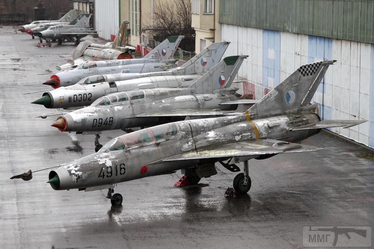48598 - Последние МиГ-21