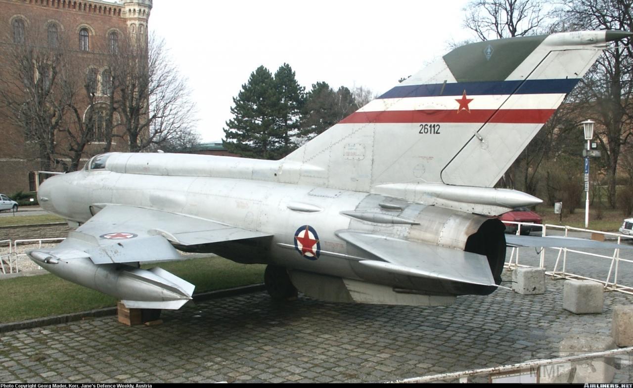 48600 - Последние МиГ-21