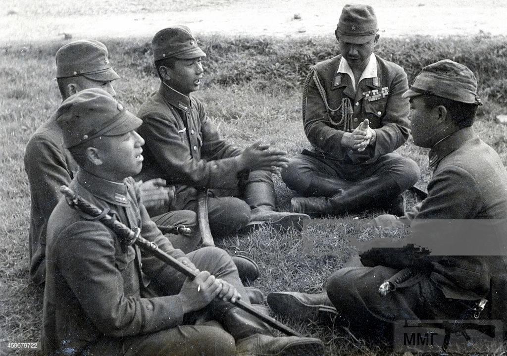 48601 - Военное фото 1941-1945 г.г. Тихий океан.