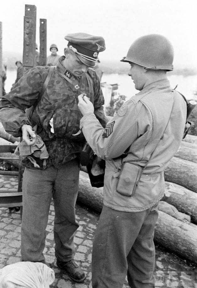 48665 - Военное фото 1939-1945 г.г. Западный фронт и Африка.
