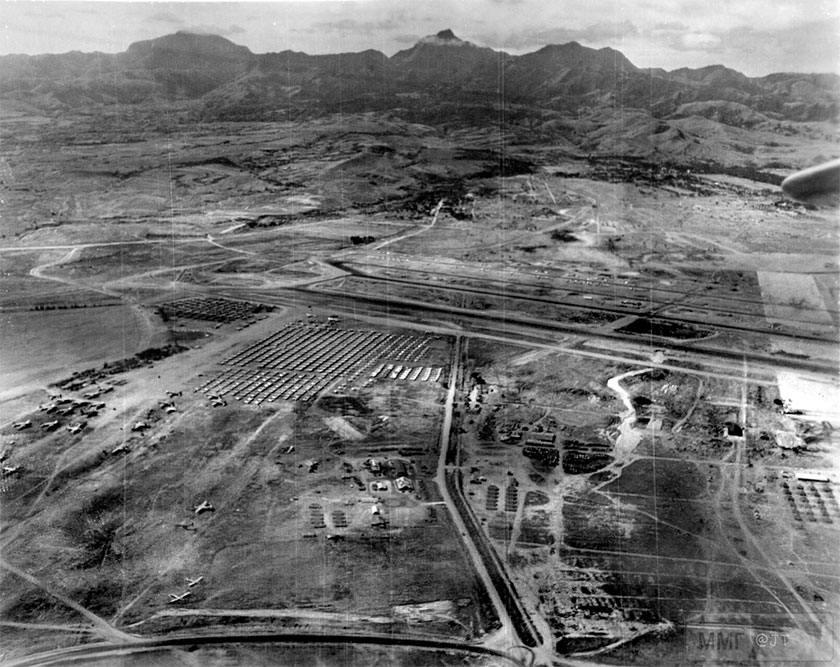 48686 - Военное фото 1941-1945 г.г. Тихий океан.