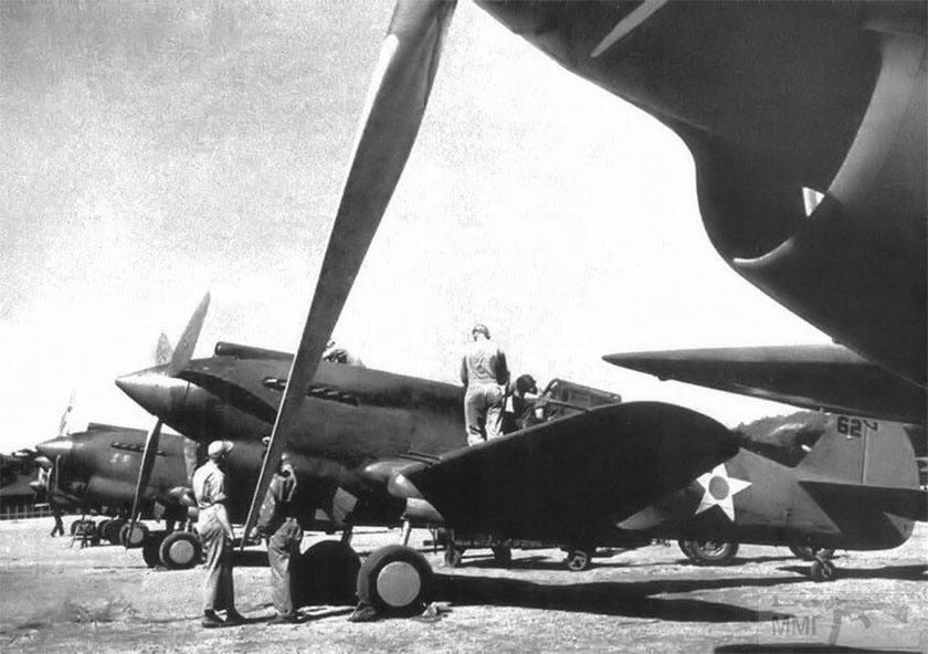 48688 - Военное фото 1941-1945 г.г. Тихий океан.