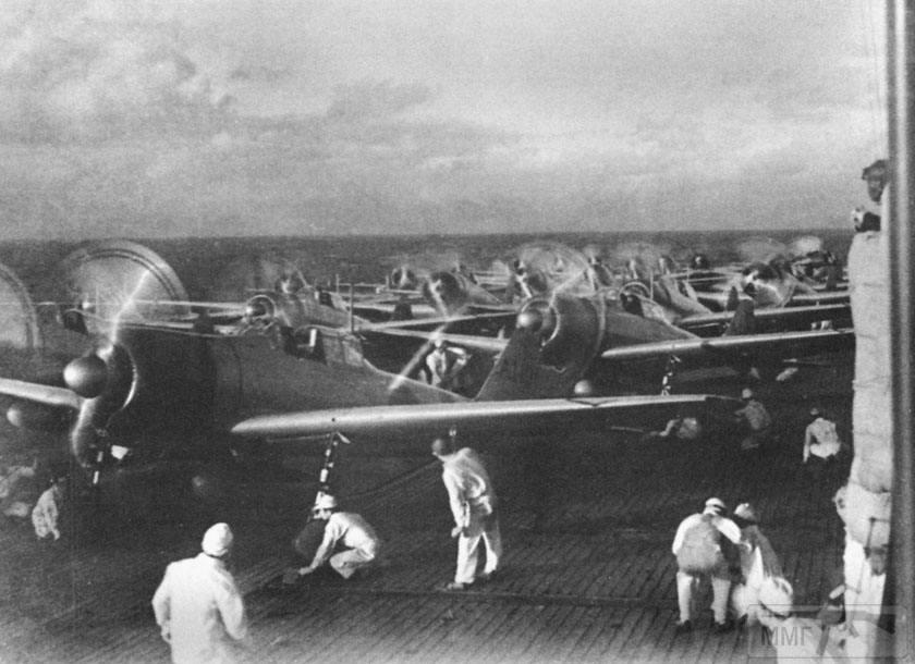 48696 - Военное фото 1941-1945 г.г. Тихий океан.