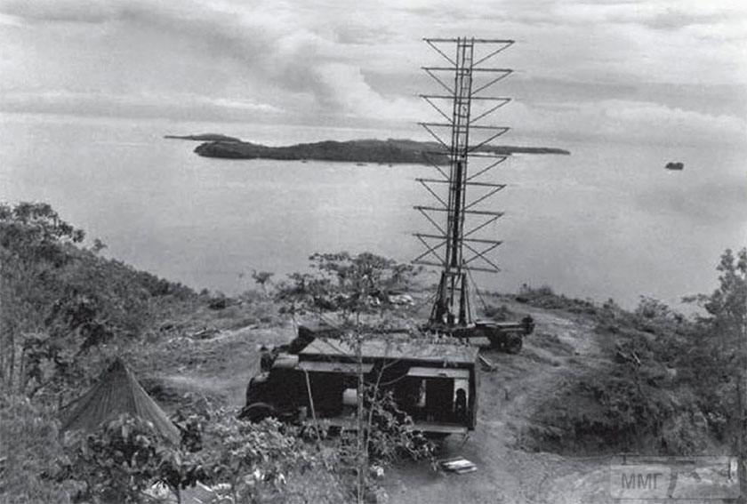 48697 - Военное фото 1941-1945 г.г. Тихий океан.