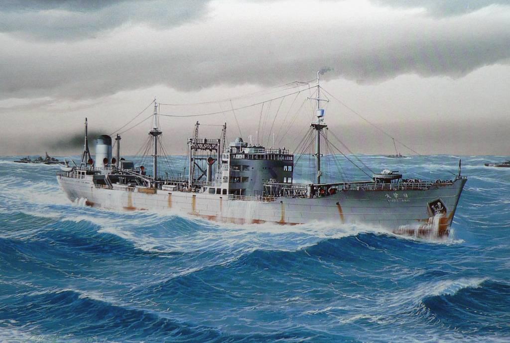 487 - Японский Императорский Флот