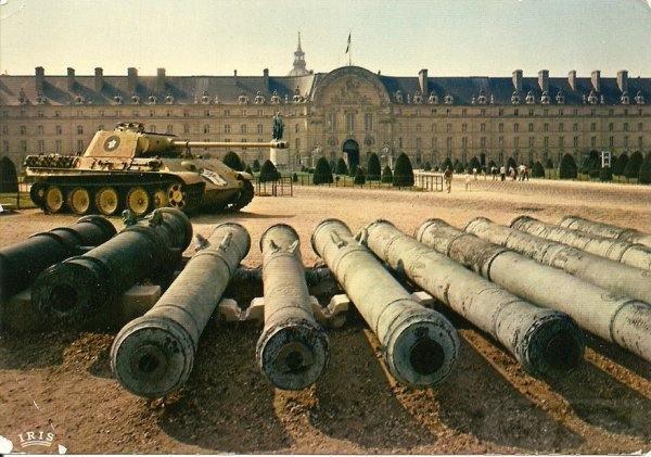 """4870 - Служба немецких """"коробочек"""" после войны..."""