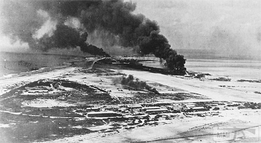48700 - Военное фото 1941-1945 г.г. Тихий океан.
