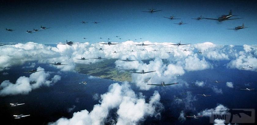 48704 - Военное фото 1941-1945 г.г. Тихий океан.