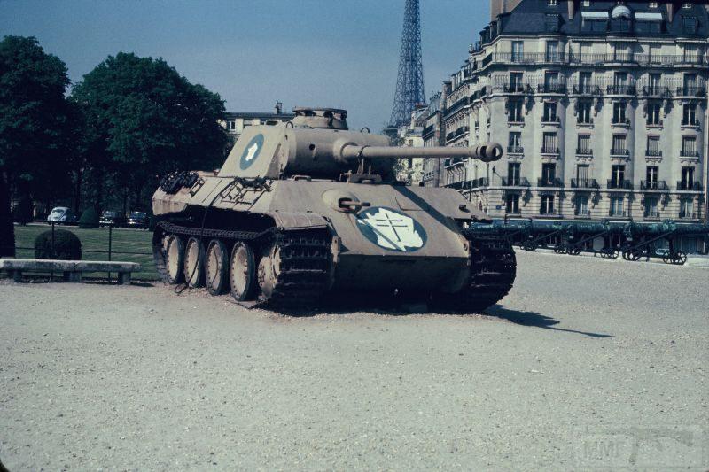"""4871 - Служба немецких """"коробочек"""" после войны..."""