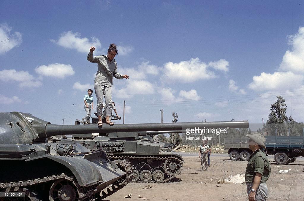 """4873 - Служба немецких """"коробочек"""" после войны..."""