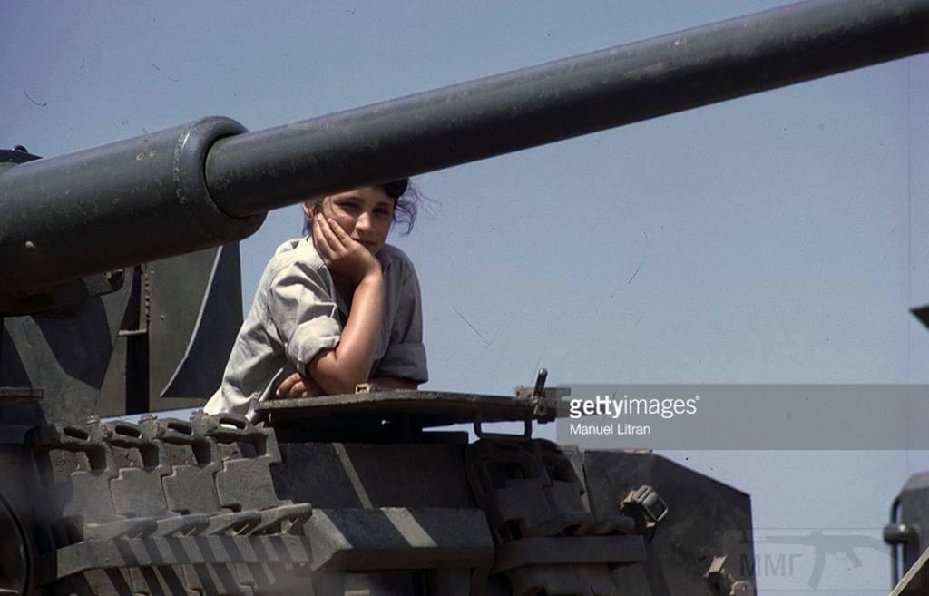 """4874 - Служба немецких """"коробочек"""" после войны..."""