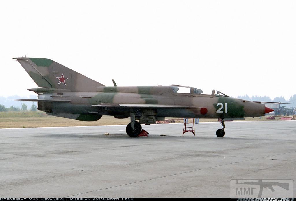 48762 - Последние МиГ-21