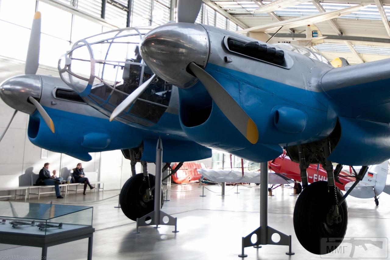 48803 - Немецкие самолеты после войны