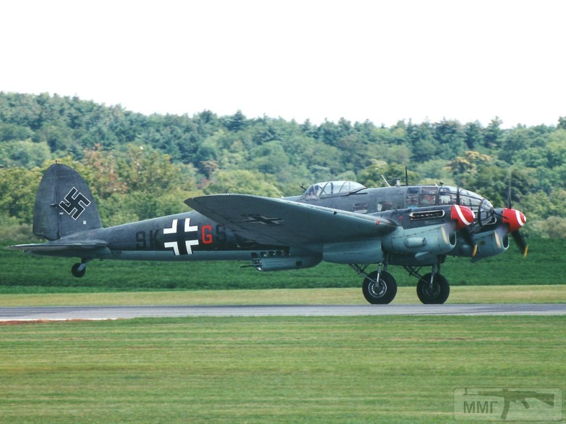 48808 - Немецкие самолеты после войны