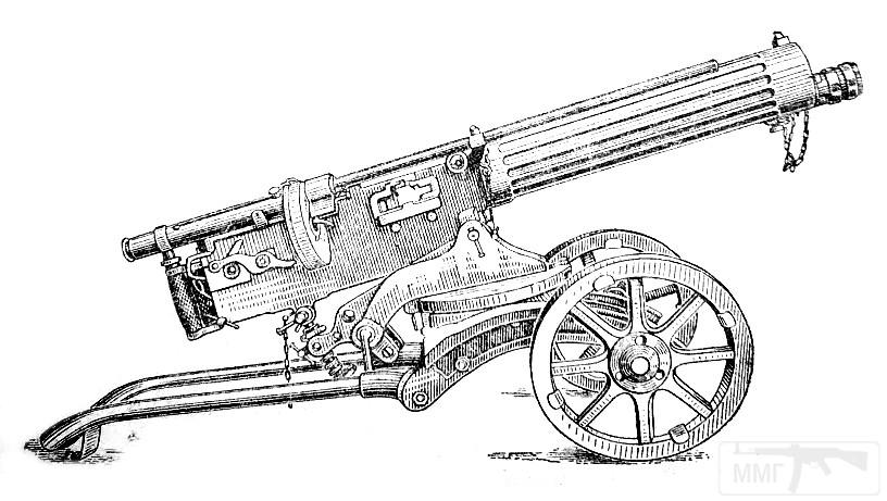 4887 - Пулемет Блюма.