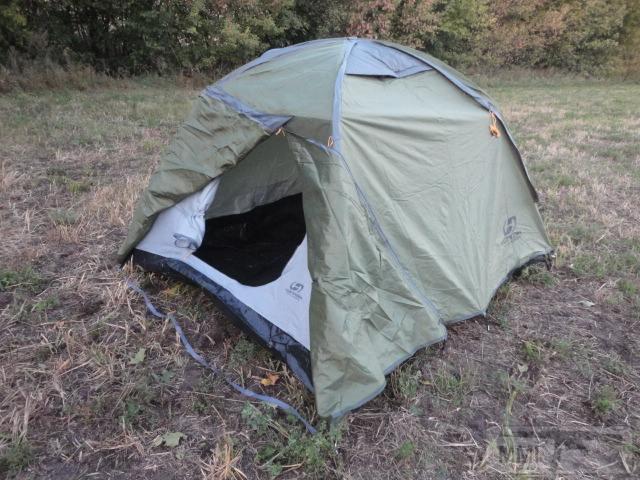 48937 - 3х местная палатка Hannah Fest 3 с тентом (Чехия)